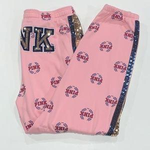 Victoria's Secret PINK Boyfriend Sweats Pant